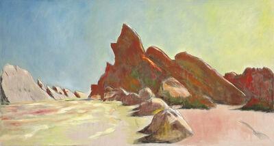 Frederick Wight, 'Vasquez Rocks', 1980