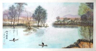 Zhang Yanyun, 'Glimpse of the lake 湖光掠影 ', 2010