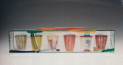 Richard Marquis, 'SHOT GLASS LONG BOX', 1993