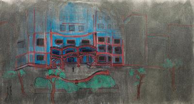 Zheng Zaidong, '黑石公寓 Blackstone Apartments', 2016