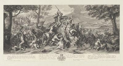 Charles Le Brun, '[Porus in battle]'