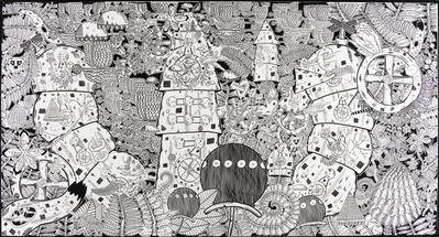 Rodrigo Godá, 'Arteria cerebral', 2014