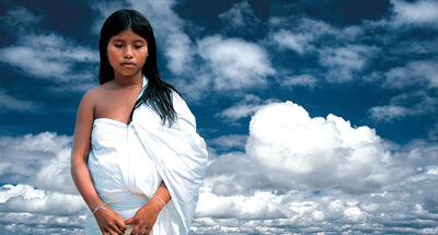 Antonio Briceño, 'Kualekn. Owner of cotton. Kogi Culture, Colombia', 2004