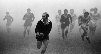 Peter Bush, 'NZ vs East Glamorgan, Cardiff Arms Park, Cardiff, Wales', 1972