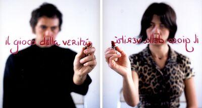 Ottonella Mocellin - Nicola Pellegrini, 'Il gioco della verità', 2001