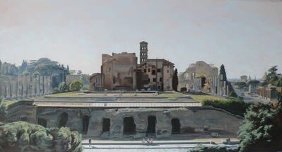 David Wheeler, 'Study: Ethereal Landscape I (Rome)', ca. 2014