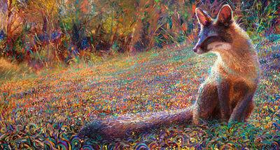 Iris Scott, 'Fox Tail Thicket', 2020