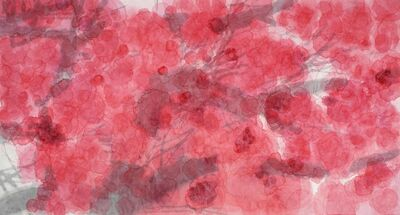 Wang Gongyi, 'Peach Blossom 0328', 2016