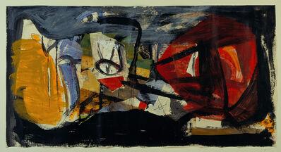 Peter Lanyon, 'Upbeat', 1962