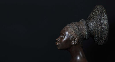 Ken Gonzales-Day, 'Untitled (Malvina Hoffman Collection), Mangbetu Woman', 2008-2012