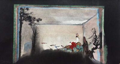 Lin Yusi, 'Red Cliff', 2016