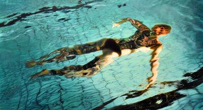 Sigrid von Lintig, 'Imme I Schwimmer LXVII', 2016