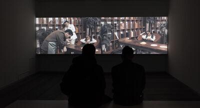 Li Ran 李然, 'Retransformation of the Supporting Roles', 2017