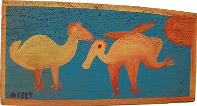 Mose Tolliver, 'Quail Bird', n.d.