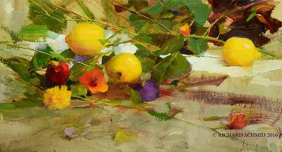 Richard Schmid, 'Lemons'