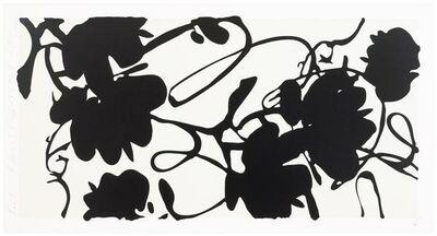 Donald Sultan, 'Lantern Flowers', 2012