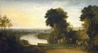 J. M. W. Turner, 'Thompson's Aeolian Harp', 1809