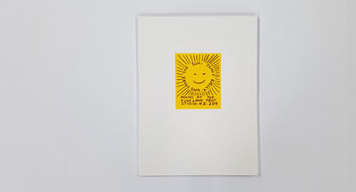 James Rielly, 'Who Loves the Sun', 2019
