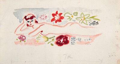 Kees van Dongen, 'Baigneuse ', ca. 1945