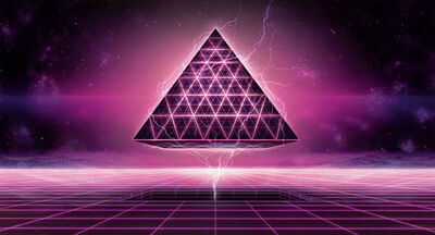 Javier Ortega, 'Pyramid', 2019