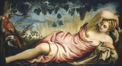Jacopo Tintoretto, 'Summer', ca. 1555