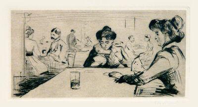 Edvard Munch, 'Hopfenblüte', 1902