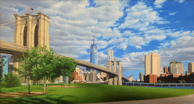 Nick Savides, 'Brooklyn Bridge Park', 2013