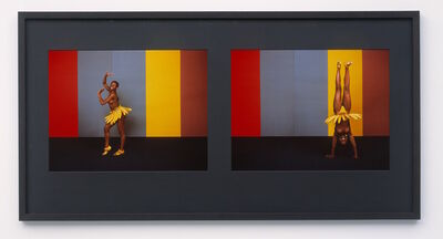 Jan Vercruysse, 'Camera Oscura #17 (Black Josephine)', 2002