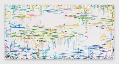 Kysa Johnson, 'blow up 404 - Crude (life) - phytoplankton after Monet', 2019