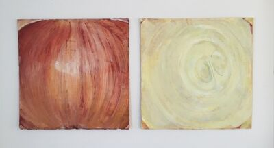 Daisy Craddock, 'Large Yellow Onion', 2020