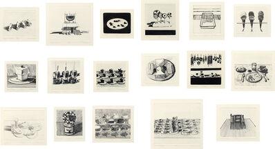 Wayne Thiebaud, 'Delights', 1965