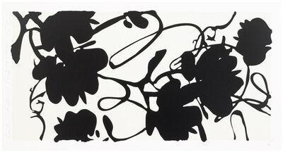 Donald Sultan, 'Lantern Flowers, Feb. 19, 2013', 2013