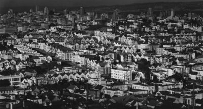 Max Yavno, 'View from Liberty Hill, San Francisco', 1947