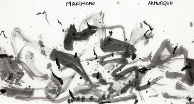 Fung Mingchip 馮明秋, 'Ak Musique / Makimono', 2019