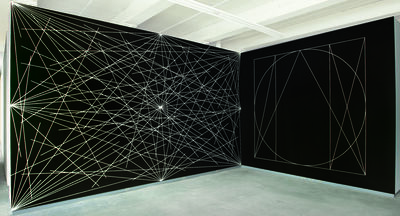 Sol LeWitt, 'Wall Drawings #289 and #295', 1978