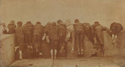 Frank Meadow Sutcliffe, 'Excitement', 1895