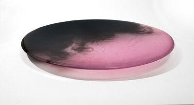Sauli Suomela, 'Solid liquid pink & grey', 2019