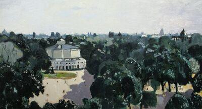 Bernard Lamotte, 'Les Tuileries, Paris', 20th Century