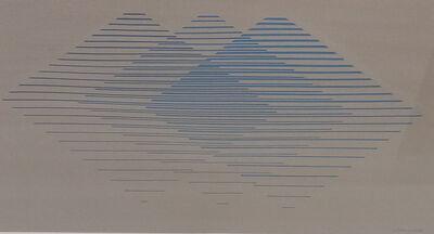 Lothar Charoux, 'Vibrações', 1970