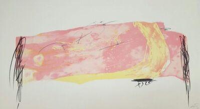 Antoni Tàpies, 'Nocturn matinal -8', 1970