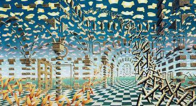 Landl Franz, 'Like A Foliage Hut', 2000