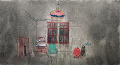 Zheng Zaidong, '画室 Studio', 2016