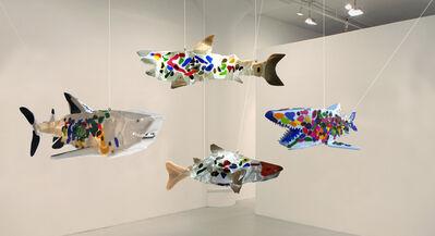 Marko Gavrilovic, 'Colorized moments, light sculpture', 2014
