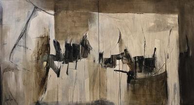 Emilia Sirrs, 'Plano Man', 2017