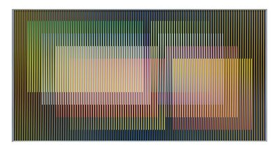 Carlos Cruz-Diez, 'Physichromie 1981', 2015