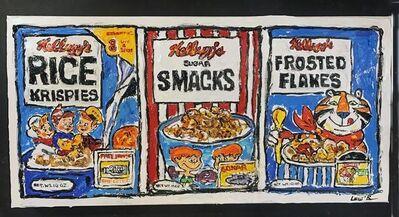 Leslie Lew, 'Snack Pack 3D (Snap, Crackle, and Pop)', 2017