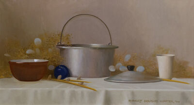 Robert Douglas Hunter, 'Still Life with Aluminum Cooking Kettle', 2007