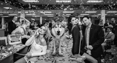 David Yarrow, 'The Wolves Of Wall Street 2', 2019