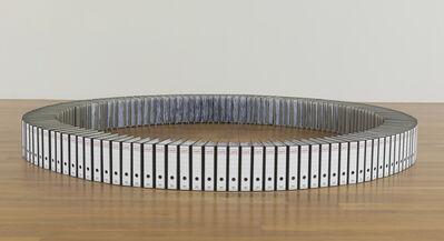 Ignacio Uriarte, 'Ringbinder Circle', 2014