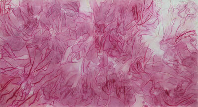 Wang Gongyi, 'The White Flowers Under the Red Sky', 2015-2017
